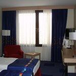 Standard room at Pribaltiskaya