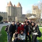 Carcassonne Castle, Carcassonne France