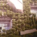 new World Trade Center model