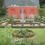 Mughal Gardens ภาพ