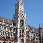 Rathaus München - Marienplatz