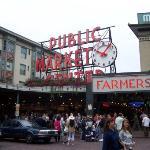 Pike Place Market ภาพถ่าย