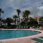 My hotel in St. Simons Island, GA