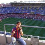 Camp Nou ภาพถ่าย
