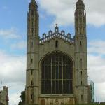 The Great Chapel of The King's College...ain't she a beauty