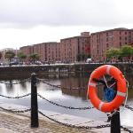 The Albert Dock, Liverpool's biggest tourist attraction, was built in 1846, flourished for some