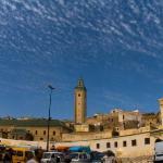 Près de la vieille Médine - Fès (Médine = ville en arabe)