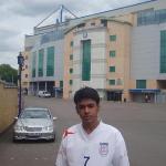 Stamford Bridge fulham brodway London