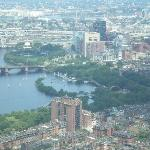 Boston from Prudential Skywalk