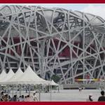 The Crow's Nest - 2008 Beijing Olympic Stadium. Still open to the public.
