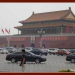 Tian'anmen Square.