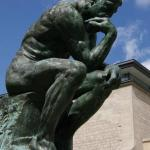 The Thinker @ the Rodin Museum