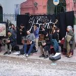un grupo muy muy bueno en San Telmo