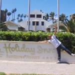 el hotel donde nos quedamos!!!