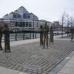 The Famine Sculpture Photo