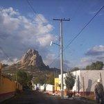 Peña de Bernal, la 3º mas grande del mundo desps del Pan de Azucar brazuca y del Peñon de Gibral