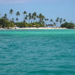 The most beautiful place in the world... Cayo Levantado, DR