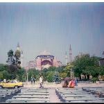 Hagia Sophia. Istambul, Turkey. May 2001. NAVD