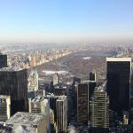 Top of the Rock - Tuesday December 23rd
