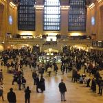 Grand Central Station - Sunday December 28th