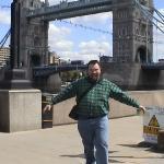 El famoso puente de LONDRES