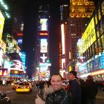 So - it's my first night in NYC and all I can say... it's amazing! You've got to watch as well t