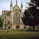 cathedral of winchester