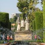 Giardini dell'Alcazar di Cordoba