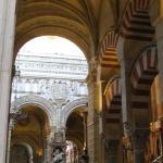 Interno della Chiesa-Moschea di Cordoba
