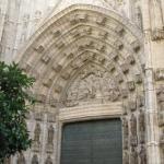 Portale della Cattedrale di Granada