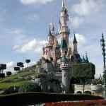 Disneyland Castle in all it's glory..