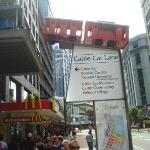 Wellington Cable Car ภาพถ่าย