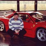 Bei Ferrari in Maranello