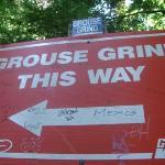 The Grouse Grind ภาพถ่าย