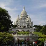 La basilique du Sacré-Coeur de Montmartre..bellissima :D