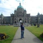 British Columbia Parliament Buildings ภาพถ่าย