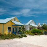 Typical Grand Cayman homes from early 1900's