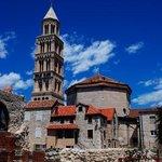 Cathedral of St Dominus, Split, Croatia