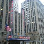 Radio City Music Hall ภาพถ่าย