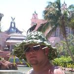 Atlantis down in the Bahamas...