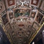 Sala de mapas, Museos Vaticanos. No Flash!! como decian los guardias, jeje Ilusos...