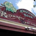 English Rose ภาพถ่าย