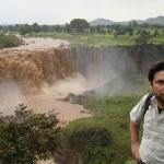 Blue Nile Falls Photo
