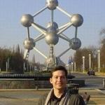 Atomium, Brucelas, Bélgica