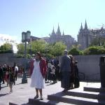 Temple Square ภาพถ่าย