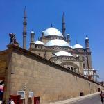 Alabaster Mohamed Ali's Mosque
