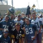 Seahawks SteAlers game 2007