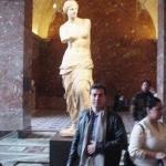 Venus de Milo, Museo del Louvre, Paris, Francia