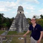 Estructura I, Tikal, Guatemala
