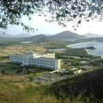 Vista panoramica del Hotel Hesperia Margarita